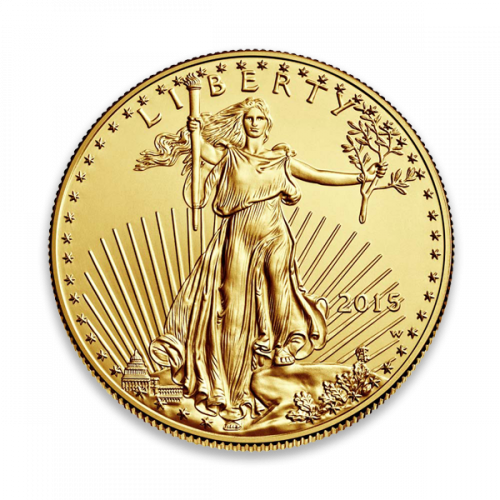 Any Year - 1/4oz American Gold Eagle